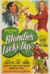 Blondie's Lucky Day 1946 DVD - Penny Singleton / Arthur Lake